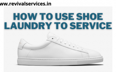 How to Use Shoe Laundry to Service