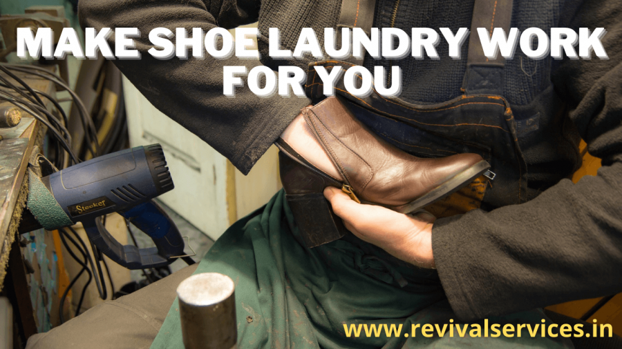 Make Shoe Laundry Work for You
