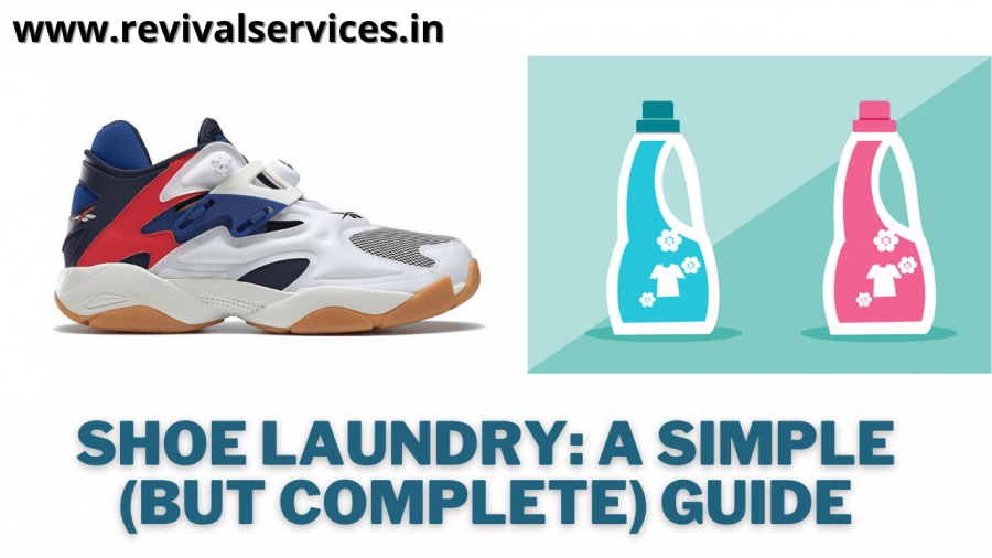 Shoe Laundry A Simple (But Complete) Guide