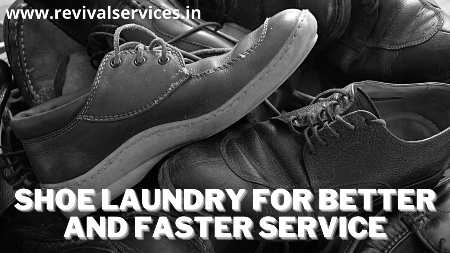 Shoe Laundry for Better and Faster Service