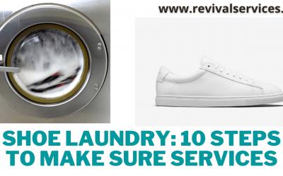 Shoe Laundry -10 Steps to Make Sure Services