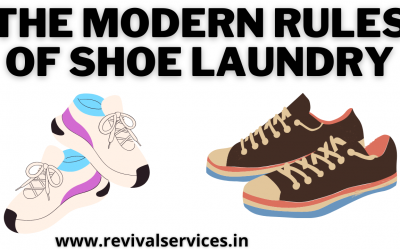 The Modern Rules of Shoe Laundry
